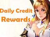 Daily & Monthly Credit Bonuses Available Now!